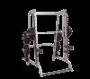 Body Solid / Linear-Lager-Multipresse, 7° angewinkelt mit Press Rack